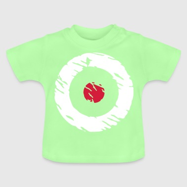 Vintage Mod For White Shirts - Baby T-Shirt