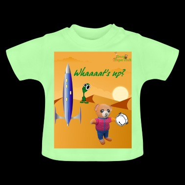 what's up? - Baby T-Shirt