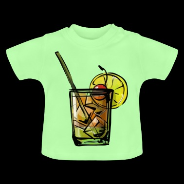Whiskey Sour cocktail idee - Baby T-shirt
