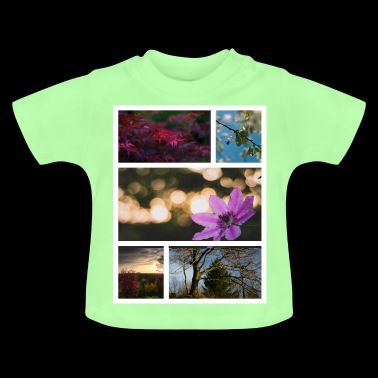 Photo collage - Baby T-Shirt