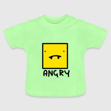 Angry - Baby T-Shirt