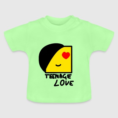 Emo Boy: Teenage Love - T-shirt Bébé