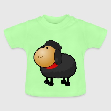 style comique de Black Sheep - T-shirt Bébé