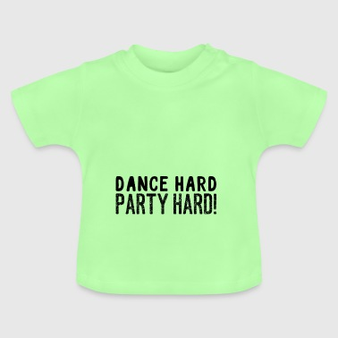 PARTY! - Baby-T-skjorte