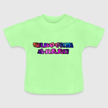 Shopping drottning - Baby-T-shirt