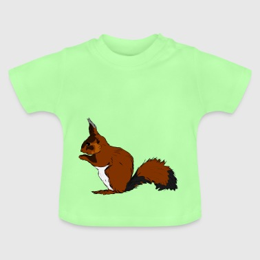 squirrel28 - Baby T-Shirt