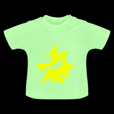 Yellow drawing - Baby T-Shirt
