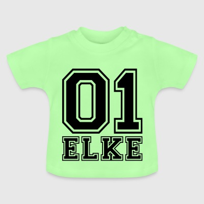 Elke - Name - Baby T-Shirt