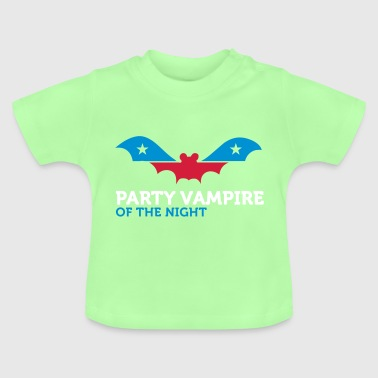 Political Party Animals: Vampire - Baby T-Shirt