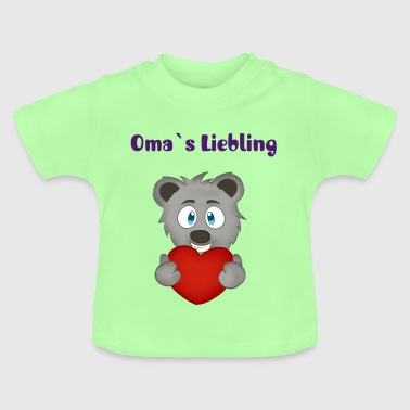 LoveBärchen - Baby T-Shirt