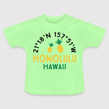 Honolulu - Baby T-shirt