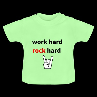 rock hard - Baby T-Shirt