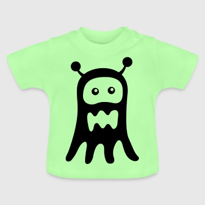 Ghost Monster - Baby-T-shirt