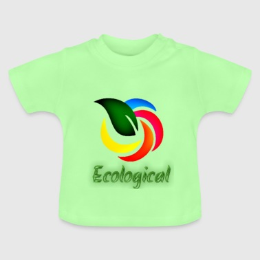Ecological Logo - Baby T-Shirt