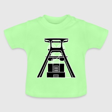 Zeche Zollverein Essen 2 - Baby T-Shirt