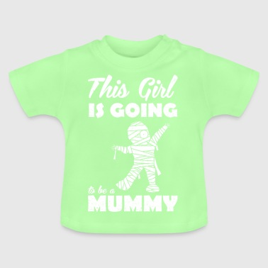 Halloween Mummy - Baby T-Shirt