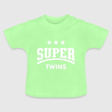 Super Twins - T-shirt Bébé