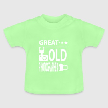 Photography Photo Photographer Photos Art collage photo - Baby T-Shirt