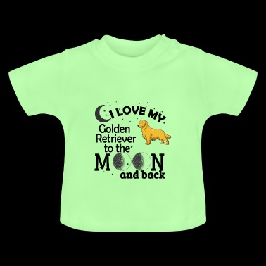 Golden retriever - Baby T-Shirt