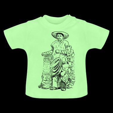 Mexican - Baby T-Shirt