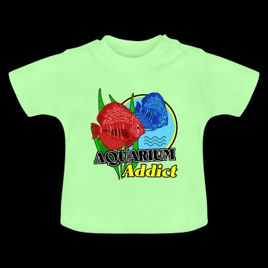 Aquarium addict - Baby T-Shirt