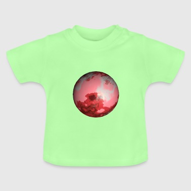 Blood Planet Apocalypse - Baby-T-shirt
