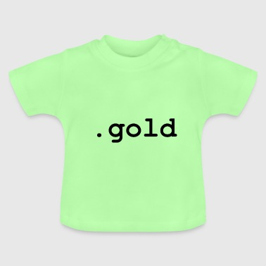 .gold - Baby T-Shirt