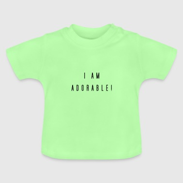 adorable - Baby T-Shirt