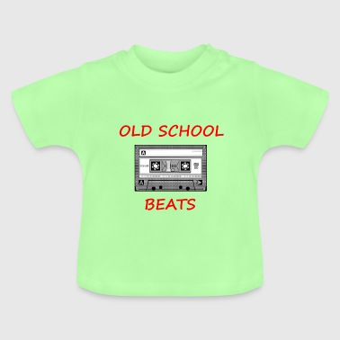 Old School Beats - T-shirt Bébé