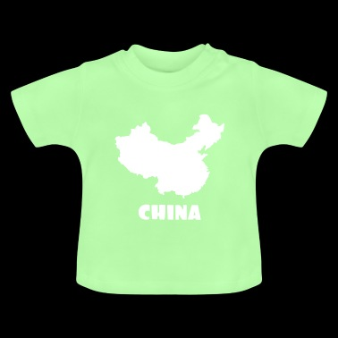 China - Camiseta bebé