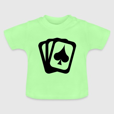 Ace Cards - Baby T-shirt