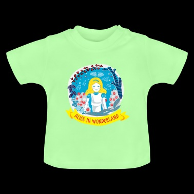 ALICE IN WONDERLAND - Baby T-Shirt