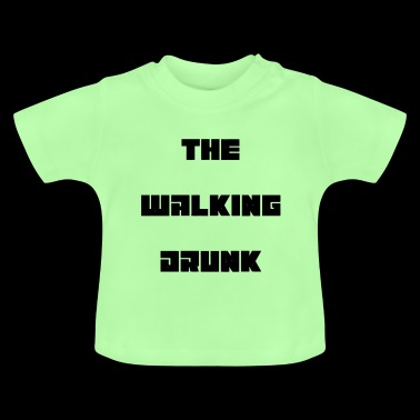 The Walking Drunk - Baby T-shirt