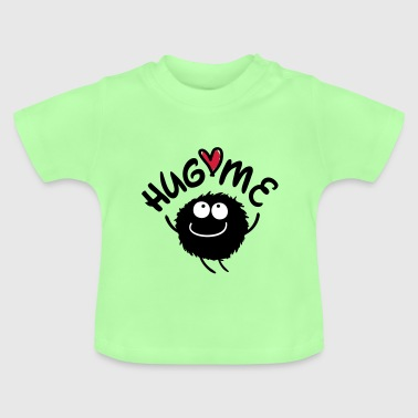 hug me monster c3 - Baby T-Shirt