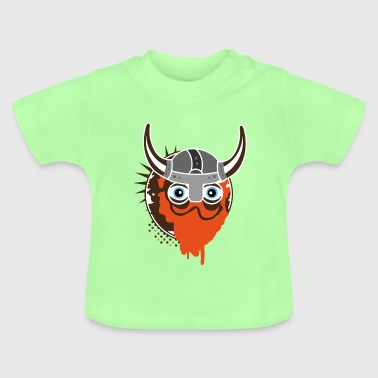 Wikinger Patch - Baby T-Shirt