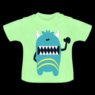 Monstre Noah - Monster Collection cool - T-shirt Bébé