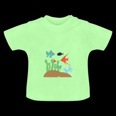 Aquarium fish - Baby T-Shirt