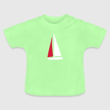 zeilboot - Baby T-shirt