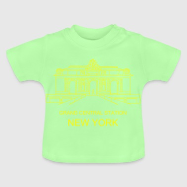 Grand Central Station NewYork - Baby T-Shirt