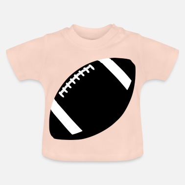 American Football american football - Baby-T-shirt