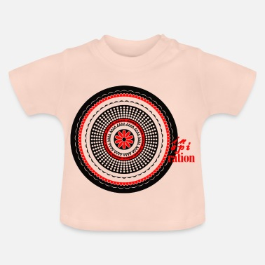 Inspiration inspiration - Baby-T-shirt