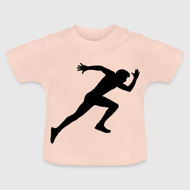 Der Sprinter - Baby T-Shirt