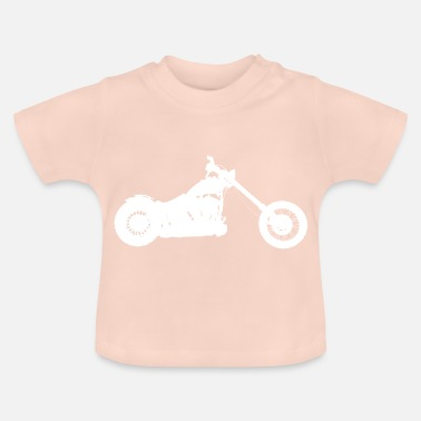 Chopper softail chopper - Baby T-shirt