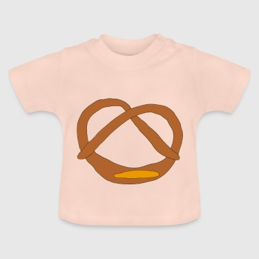 The pretzel - Baby T-Shirt