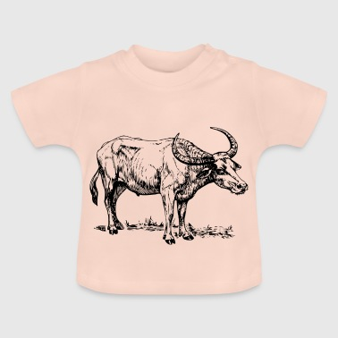 buffle - T-shirt Bébé