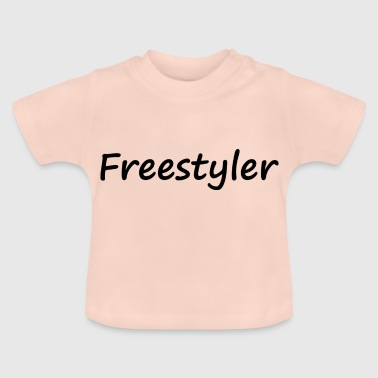 freestyler - T-shirt Bébé