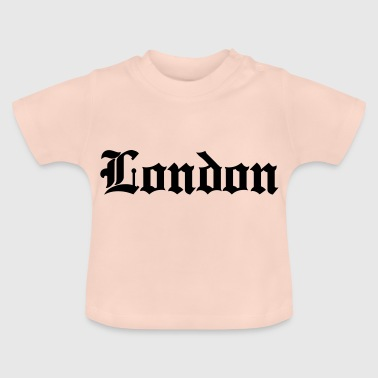 London lettering - Baby T-Shirt