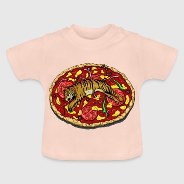 TIGER PIZZA - Baby T-Shirt