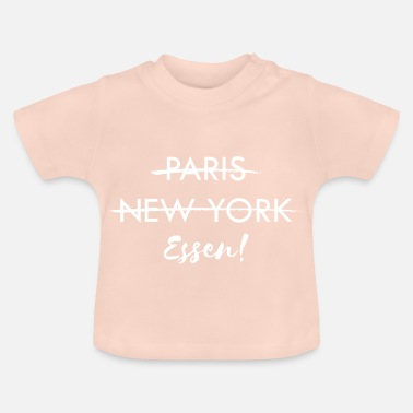 Zollverein Paris? New York? Essen! | Geschenkidee - Baby T-Shirt