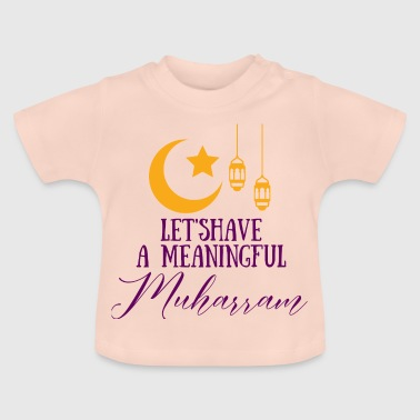 Muharram, gift, Alevis, Shiites, funeral - Baby T-Shirt